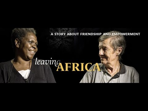 Leaving Africa : a story about friendship and empowerment