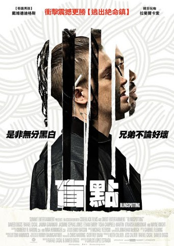 Blindspotting= 盲點